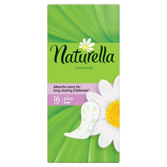 Naturella Panty Liners Plus Camomile 16 Liners