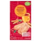 Tesco Cereals & Cranberry Ciastka zbożowe 300 g (6 x 50 g)