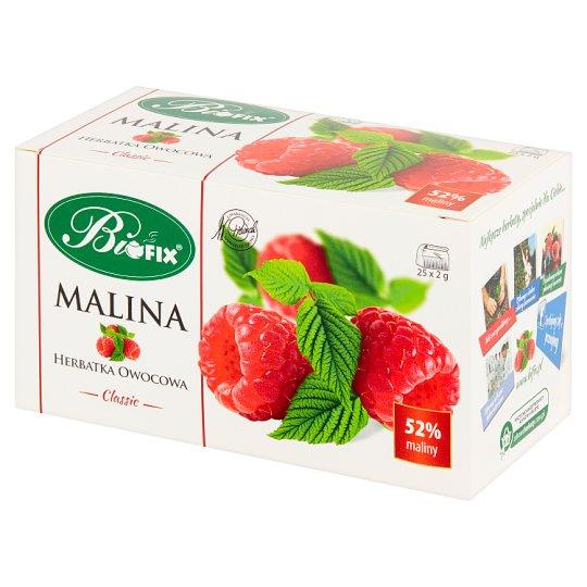 Bifix Classic Raspberry Fruit Tea 50 g (25 x 2 g)