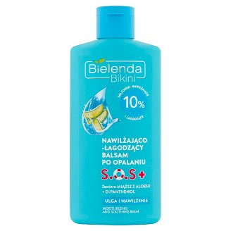 Bielenda Bikini S.O.S Moisturizing and Soothing Balm After Sun 150 ml