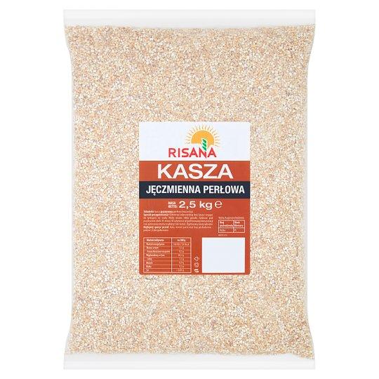 Risana Kasza jęczmienna perłowa 2,5 kg