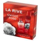 LA RIVE Sweet Rose Zestaw upominkowy
