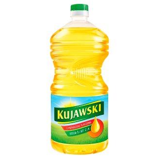 Kujawski Olej rzepakowy z pierwszego tłoczenia 3 l