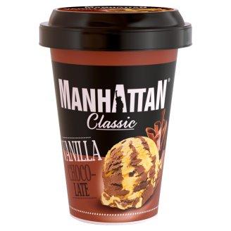 Manhattan Classic Lody waniliowe i czekoladowe 180 ml