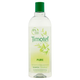 Timotei Pure Shampoo 400 ml