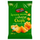Party Snack Spring Onion & Cheese Flavoured Chips 200 g