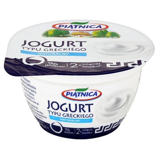 Piątnica Jogurt typu greckiego naturalny 150 g