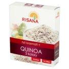 Risana Basmati Rice + Quinoa 3 Colors 200 g (2 Bags)