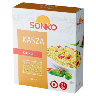 Risana Kasza kuskus 200 g (2 torebki)