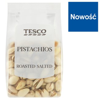 Tesco Roasted Salted Pistachios 200 g