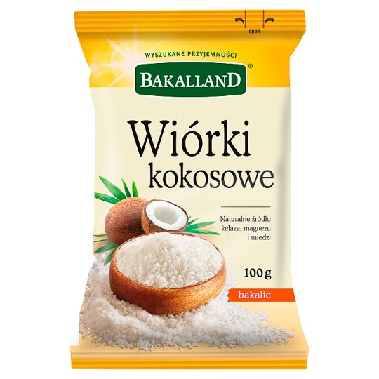 Bakalland Desiccated Coconut 100 g