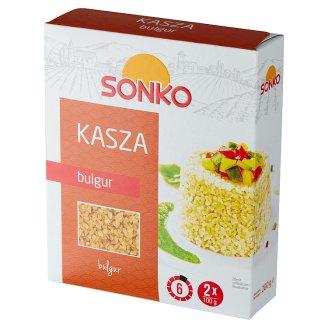 Risana Bulgur Groats 200 g (2 Bags)
