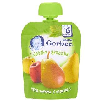 Gerber Apple Pear after 6 Months Onwards Dessert 90 g
