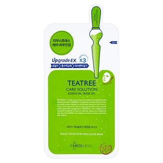 Mediheal Essential Maska kojąco-ujędrniająca drzewo herbaciane 24 ml