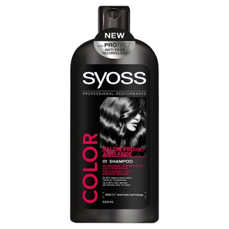 Syoss Color Salon Protect Anti-Fade Szampon 500 ml
