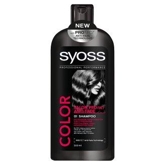 Syoss Color Salon Protect Anti-Fade Shampoo 500 ml