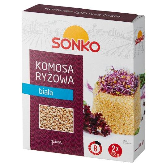 Risana Superfoods Quinoa Komosa ryżowa biała 200 g (2 x 100 g)