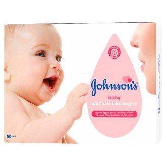 Johnson's Baby Nursing Pads 50 Pieces