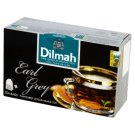 Dilmah Earl Grey Ceylon Black Tea Flavoured with Bergamot 30 g (20 Tea Bags)