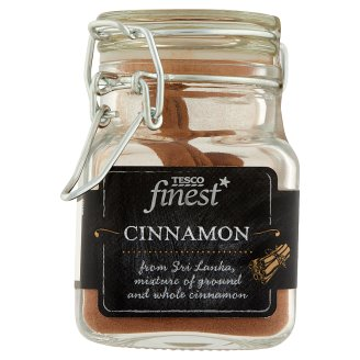 Tesco Finest Ground and Whole Cinnamon 20 g
