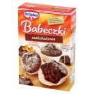 Dr. Oetker Babeczki czekoladowe ze skórką pomarańczy 335 g