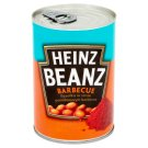 Heinz Beanz Barbecue Baked Beans in Tomato Sauce 390 g