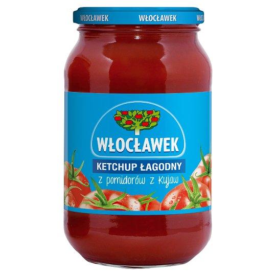 Włocławek Ketchup łagodny 970 g