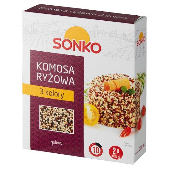 Risana Superfoods 3 Colors Quinoa 200 g (2 x 100 g)