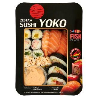 Yoko Sushi Set 390 g
