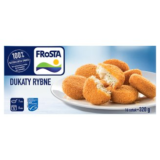 FRoSTA Fish Chops 320 g (16 Pieces)
