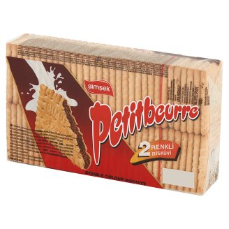 Simsek Petit Beurre Biscuits with Cocoa 300 g