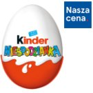 Kinder Surprise Sweet Egg Covered with Milk Chocolate 20 g