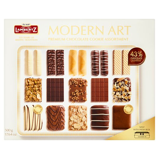 Lambertz Modern Art Mieszanka ciasteczek 500 g