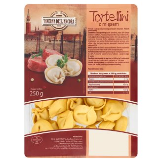 Taverna Dell'Ancora Tortellini with Meat 250 g