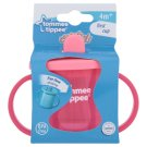 Tommee Tippee Essentials Pierwszy kubek niekapek z uchwytami dla dzieci po 4 miesiącu 190 ml