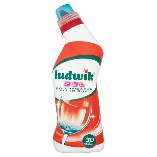 Ludwik All in One Dishwasher Gel 750 ml (30 Washes)