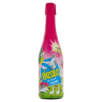 Piccolo Cherry No Alcohol Sparkling Drink 750 ml