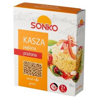 Risana Kasza jaglana prażona 200 g (2 torebki)