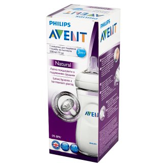 Avent Natural Feeding Bottle after 3 Month 330 ml