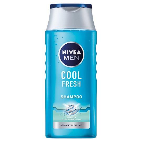 NIVEA MEN Cool Fresh Szampon odświeżający włosy normalne lub przetłuszczające się 400 ml
