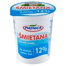 Piątnica 12% Fat Salad Sauces and Soup Cream 400 g