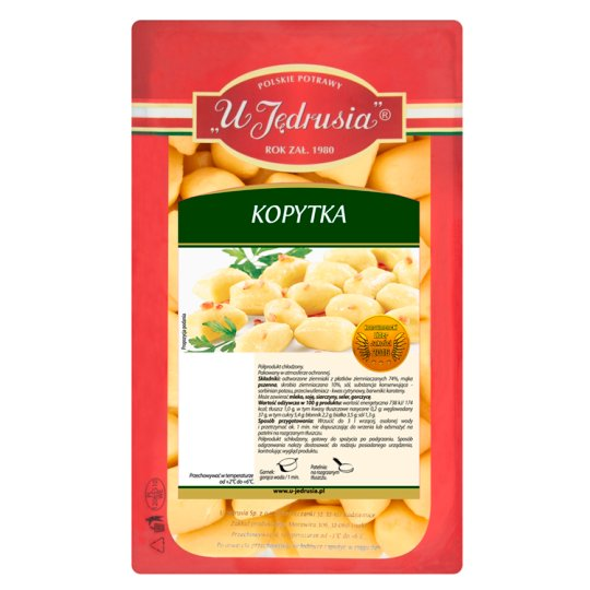 U Jędrusia Dumplings 1 kg