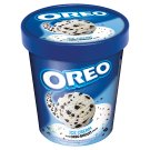 Oreo Cream Flavoured with Cocoa Biscuits Ice Cream 480 ml