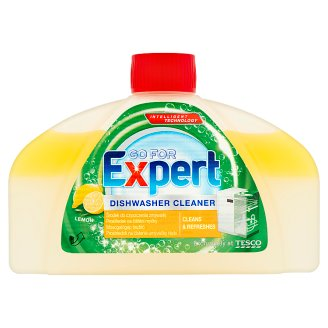 Go for Expert Lemon Dishwasher Cleaner 250 ml