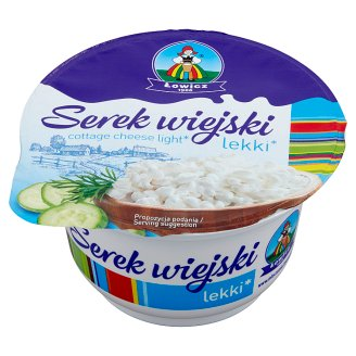 Łowicz Cottage Cheese Light 150 g