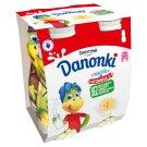 Danone Danonki Banana Yoghurt 400 g (4 Pieces)