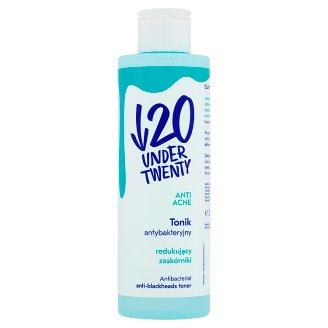 Under Twenty Anti Acne Antibacterial Anti-Blackheads Toner 200 ml