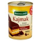 Bakalland Kaymak Caramel Fudge Cream Tiramisu Flavoured 460 g