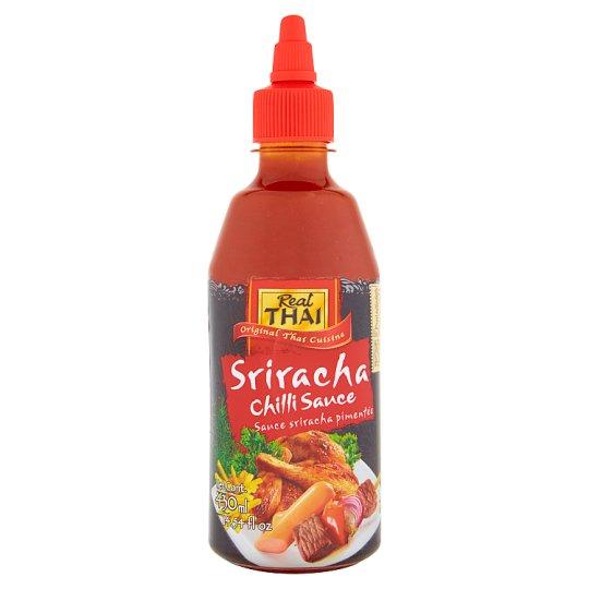 Real Thai Sriracha Chilli Sauce 430 ml