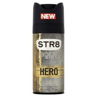 STR8 Body Refresh Hero Deodorant Body Spray 150 ml